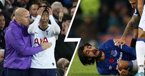 Ex-Blaugrana Andre Gomes erleidet während des Spiels gegen Tottenham eine schwere Beinverletzung