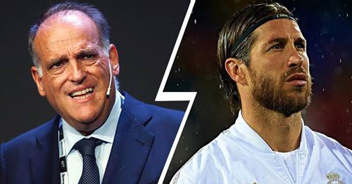 'I'm not here to count seconds': Tebas hits back after Madrid's Clasico date complaints