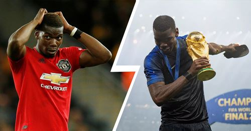 Kleberson backs Paul Pogba to become Man United leader – like he is for France