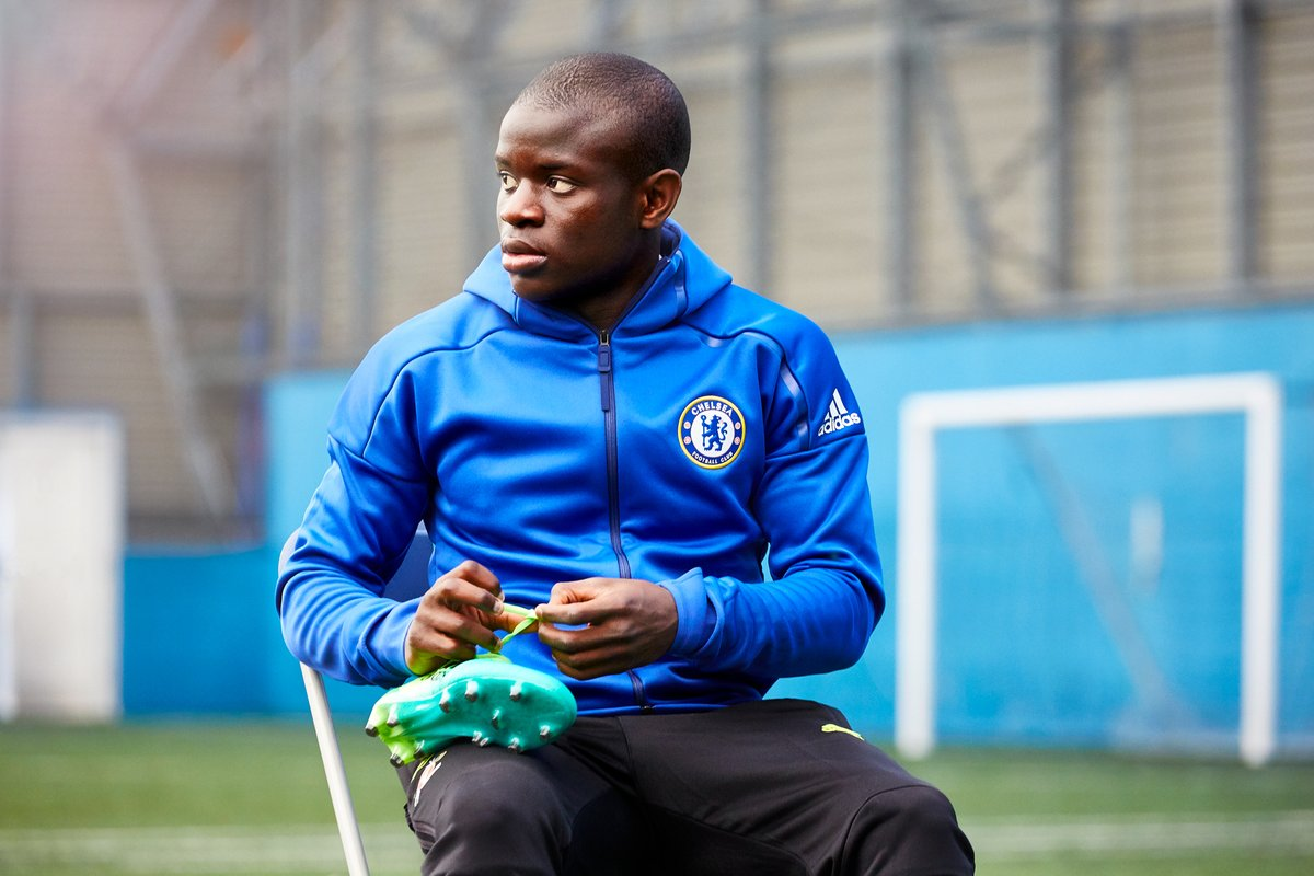 BREAKING Antonio Conte reveals expected return date for N Golo Kante