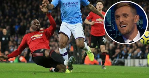 Darren Fletcher reveals how Man United players deal with Wan-Bissaka's tackling in training
