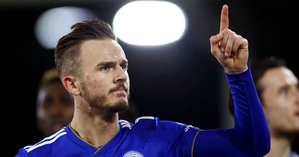 BIG TOPIC DISCUSSION: young, creative, was United fan - is Maddison a must buy at £60m? - logo