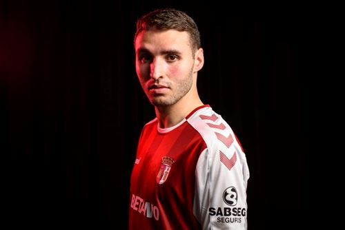 Abel Ruiz leaves Barcelona for Braga