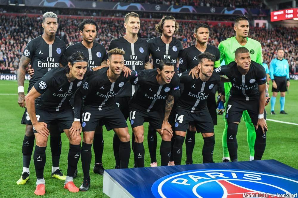 Calendrier L1 Psg.Le Calendrier 2019 2020 Du Psg En Ligue 1 Devoile Tribuna Com