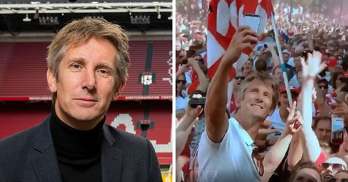 Edwin van der Sar puts end to Man United links by signing new Ajax deal