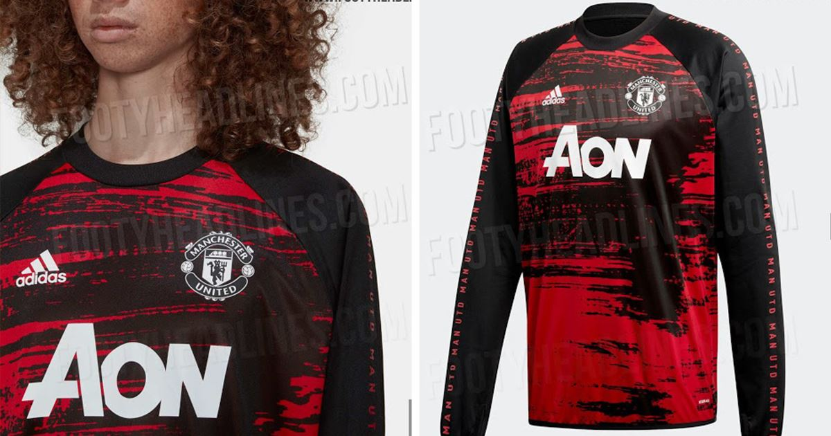Man United S 2020 21 Home Kit Colours And Design Leaked Tribuna Com