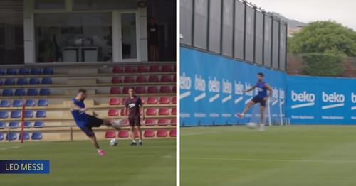 Top training goals from August (video)