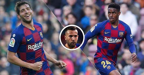 🗣️ DISKUSSIONSTHEMA: Sergi Roberto oder Junior Firpo - wer sollte den verletzten Alba ersetzen?