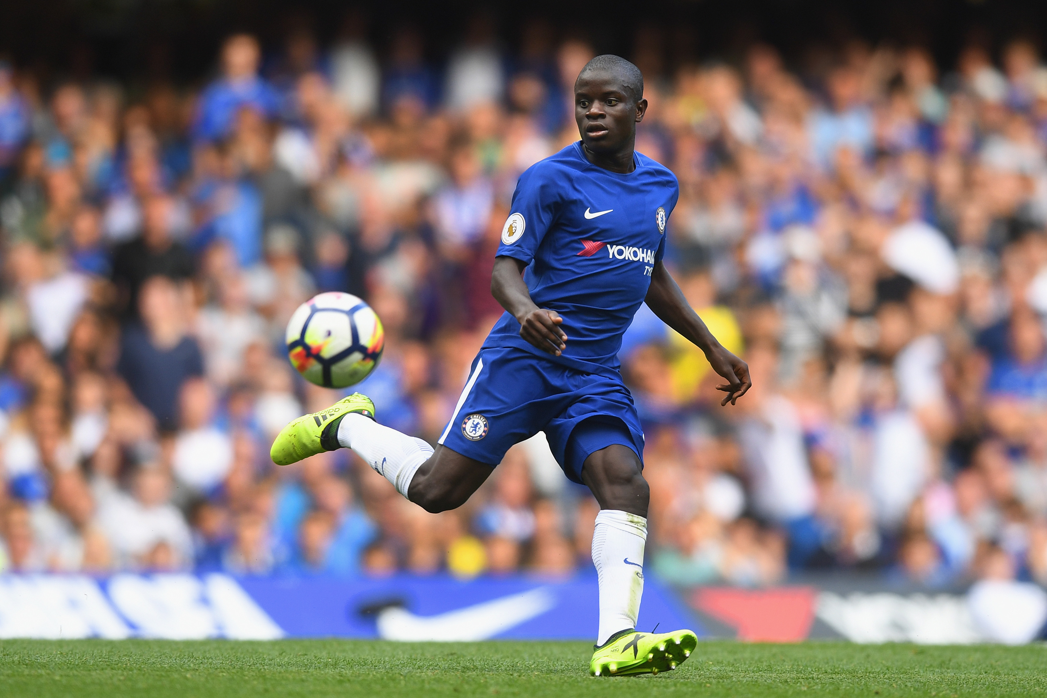 Pat Nevin Chelsea cannot replace N Golo Kante