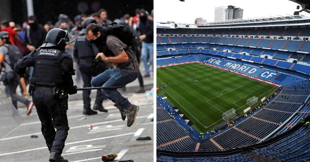 """BREAKING: La Liga yaqinlashib kelayotgan """"Klassiko""""ni Madridga ko'chirish to'g'risidagi iltimosni tasdiqlaydi"""