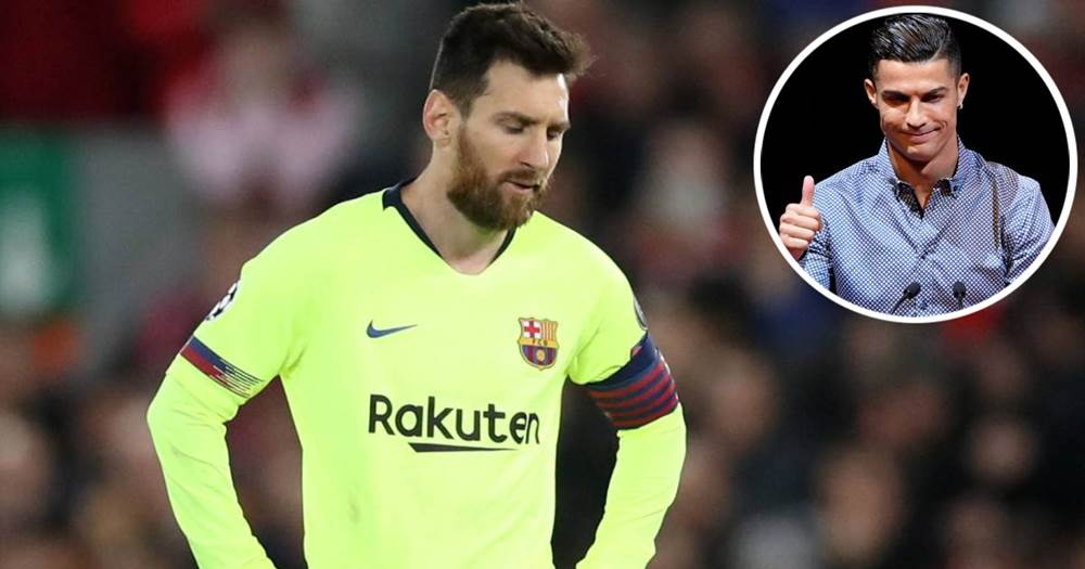 sale retailer f4808 75066 Ronaldo: 'Barcelona spent so much in last five years but ...