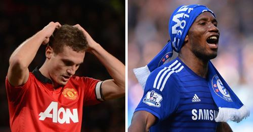 Premier League icon Vidic names Drogba among the best strikers he's ever faced