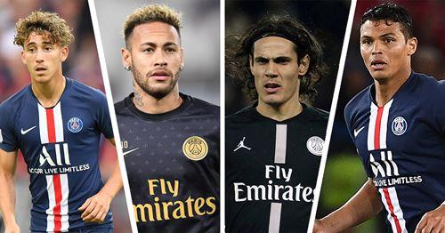 4 prolongations au centre de l'actualité au PSG et qui vont rythmer les prochains mois de Leonardo