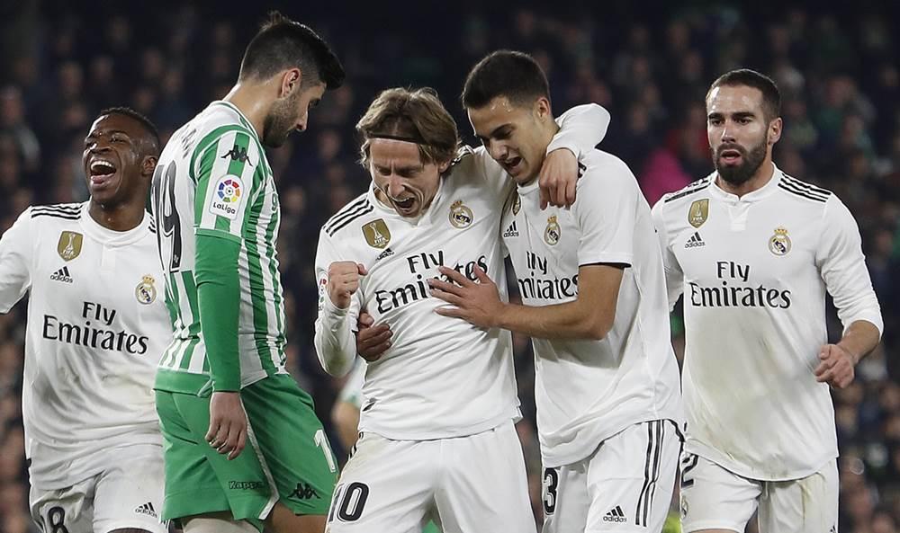 Image result for Real Madrid vs Betis