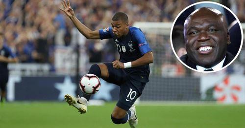 Wilfried Mbappé, père de Kylian, réagit aux critiques sur son fils après France vs Moldavie