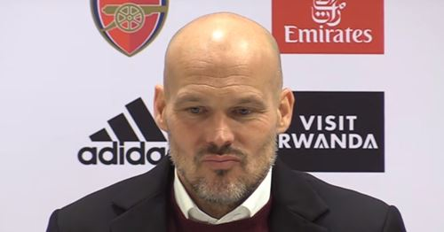 Ljungberg names one reason why Arsenal lost to Brighton