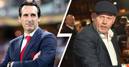 'There's no philosophy': Gunners icon Groves blasts Emery