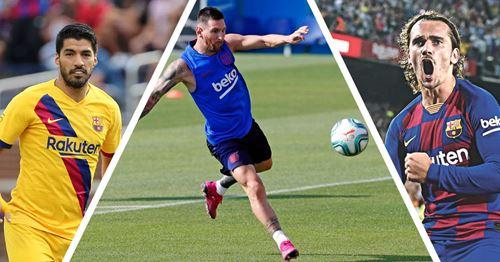 Marca: Valverde sets date for Messi-Griezmann-Suarez trio debut