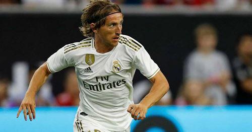 Modric rates our Champions League chances