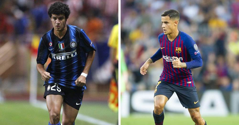 newest 1f6cd fa548 Coutinho: 'I still have many good memories of Inter ...