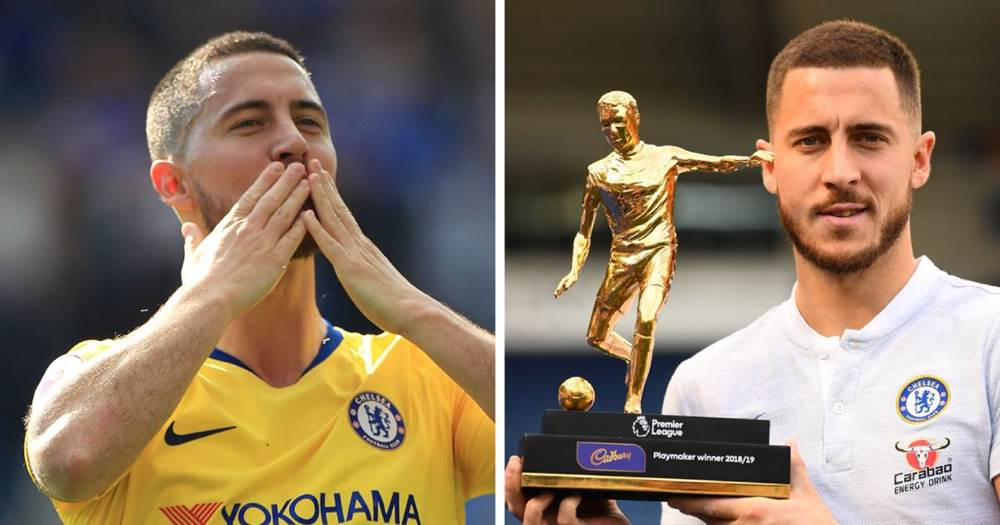 Premier League stats prove Hazard's world-beater status