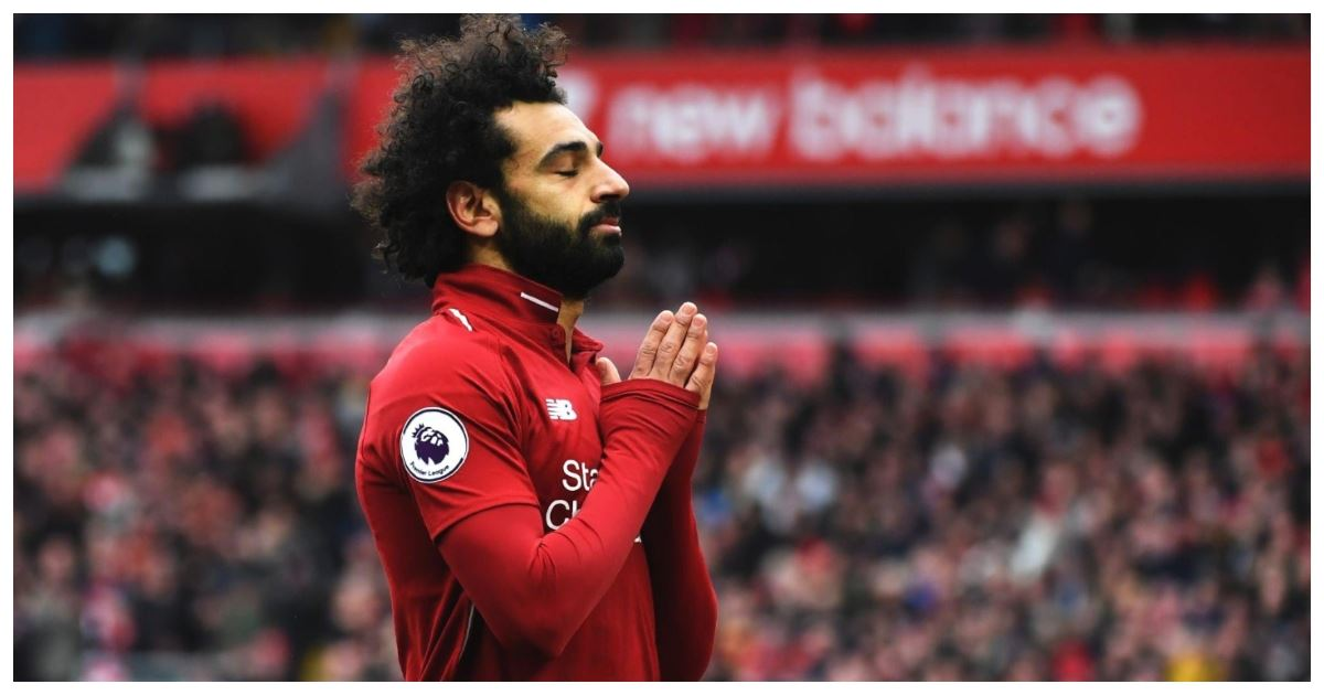 Mo Salah Explains His Celebration After That Goal Against