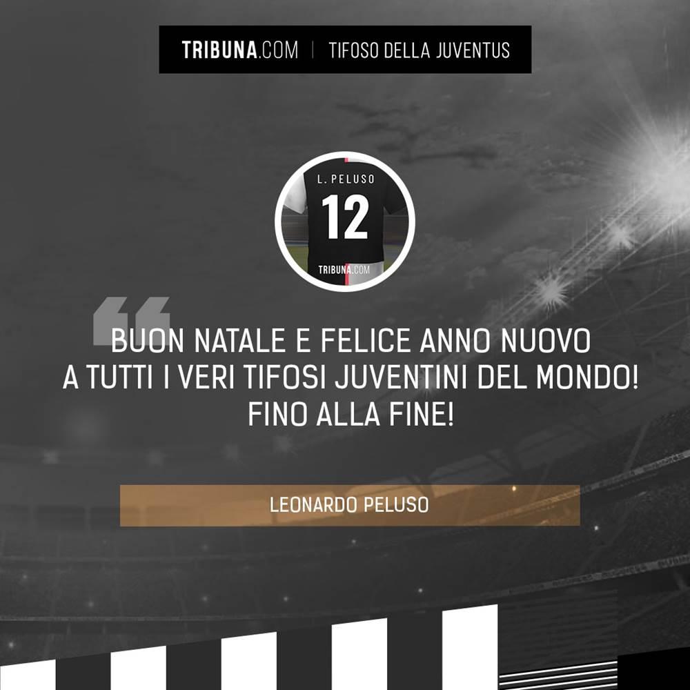 Juventus Buon Natale.Auguri Di Buon Natale Da Parte Del Nostro Team A Tutti Voi Tifosi Bianconeri Tribuna Com