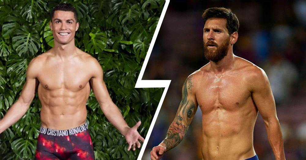 Messi vs Ronaldo: who's got the better daily routine?