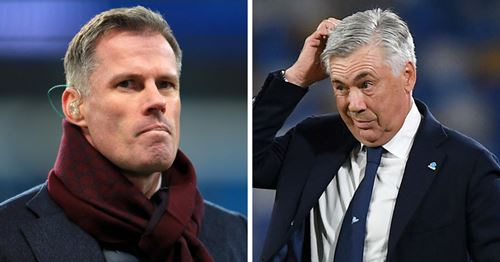 Carragher doubts Ancelotti is the right fit for Arsenal