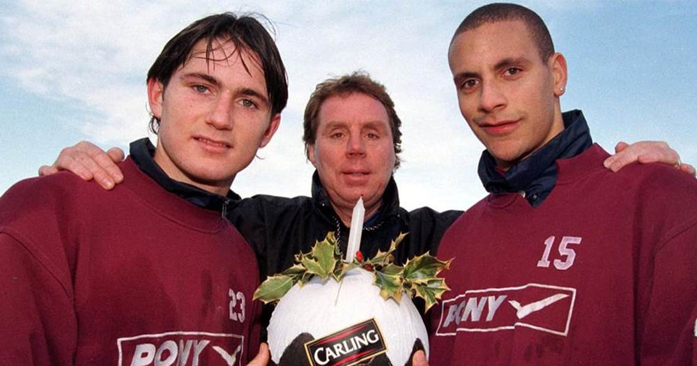 Image result for harry redknapp and lampard