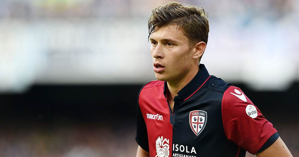 c42cf274b Daily Star  Arsenal send scout to watch Barella for third time ...