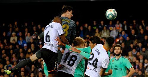 Courtois: 'Mestalla isn't an easy place'