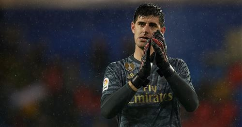 Belgian goalkeeper coaches may be behind Courtois' improvements