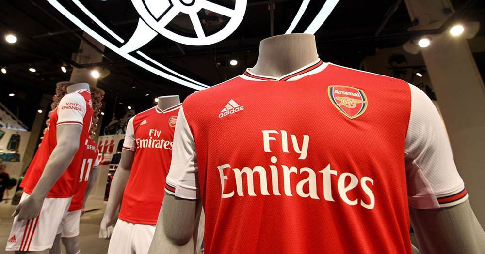 promo code 72449 d04a9 Adidas set to release an Arsenal fourth kit - Tribuna.com