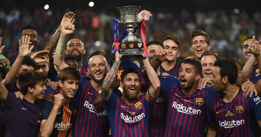 Barca set to win La Liga 2018/19 less than a year after