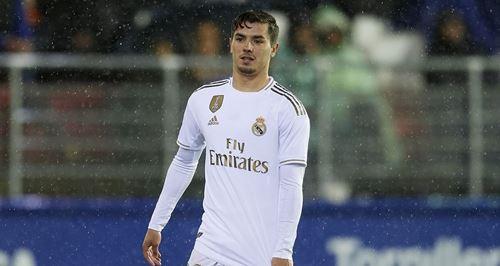 Brahim Diaz makes Zidane's 19-man squad for Espanyol