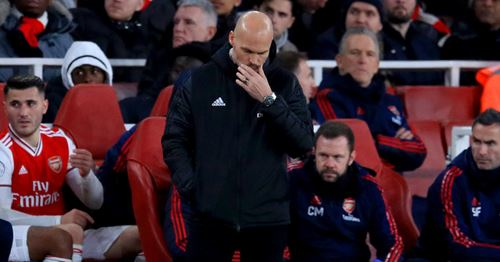 Ljungberg: 'It was about pride in the second half'