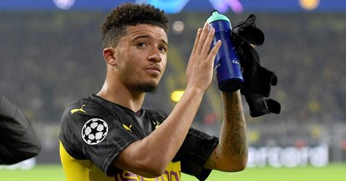 Jadon Sancho 'wants to leave' Dortmund, Blancos in 5-club battle for his signature