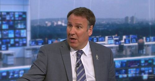 Paul Merson tells Ljungberg he has 'no chance' of becoming permanent manager at Arsenal