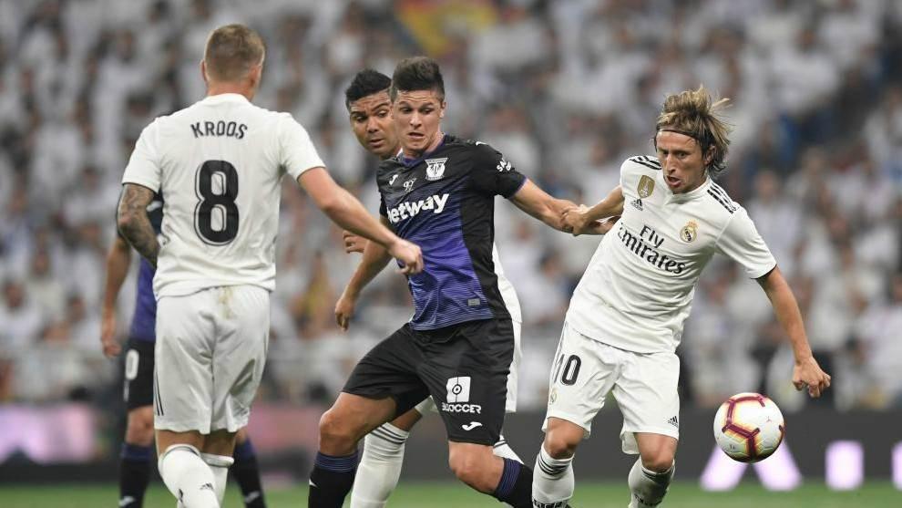 3a5c5f82e Real Madrid s midfield scored 26 goals so far this season - Tribuna.com