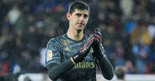Courtois explains how Belgium helped him get back on track: 'Goalkeeper coach knows me better than my father'