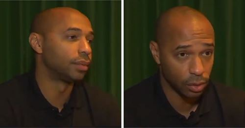 Thierry Henry: 'What can I tell you about the season of Arsenal? It's a tough one' (video)