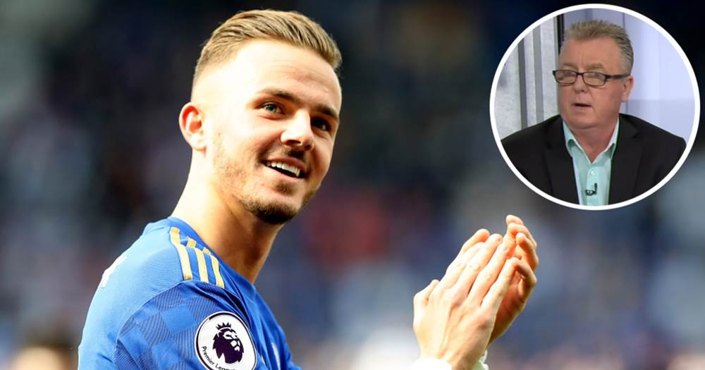 Steve Nicol, ESPN FC: 'United need proven quality and that is what James Maddison is' - logo