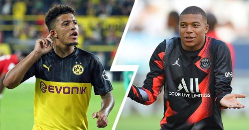 ✈️ THURSDAY TRANSFER: Should Real Madrid sign Sancho instead of Mbappe?