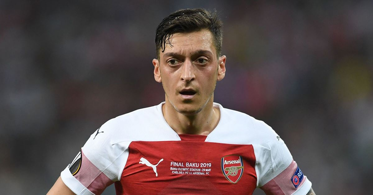 Arsenal 6th Most Searched Club On Wikipedia Ozil In Top 10