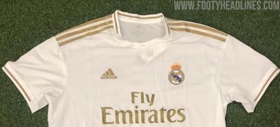 05ae226c2 Leaked  Real Madrid home kit for 2019 2020 season - Tribuna.com