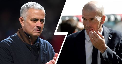 Zidane no longer untouchable, Real Madrid reportedly lining up Mourinho