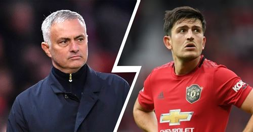 Mourinho's refusal to overpay for Maguire 'cost Man United £20m'