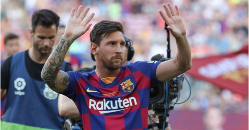 BIG TOPIC DISCUSSION:  Are you really worried about Messi's possible departure at the end of the season?