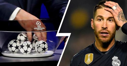 Statistical model reveals Madrid's most probable opponent in Champions League last 16